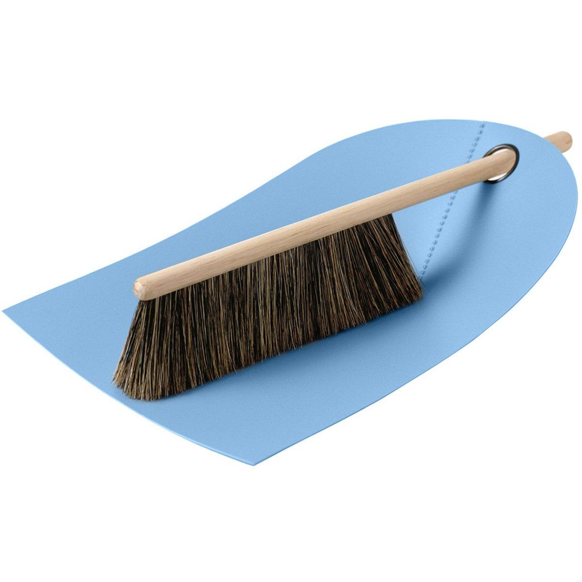 Dustpan & Broom - Blue
