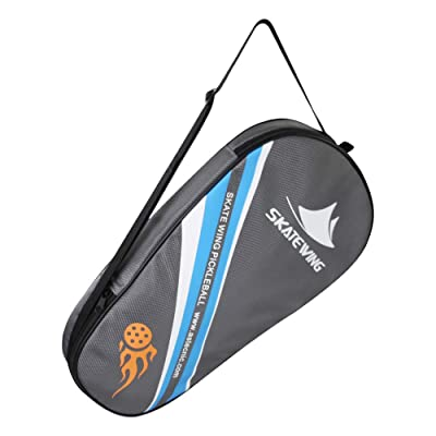 SKATEWING Pickleball Paddle Professional Carry Bag Case