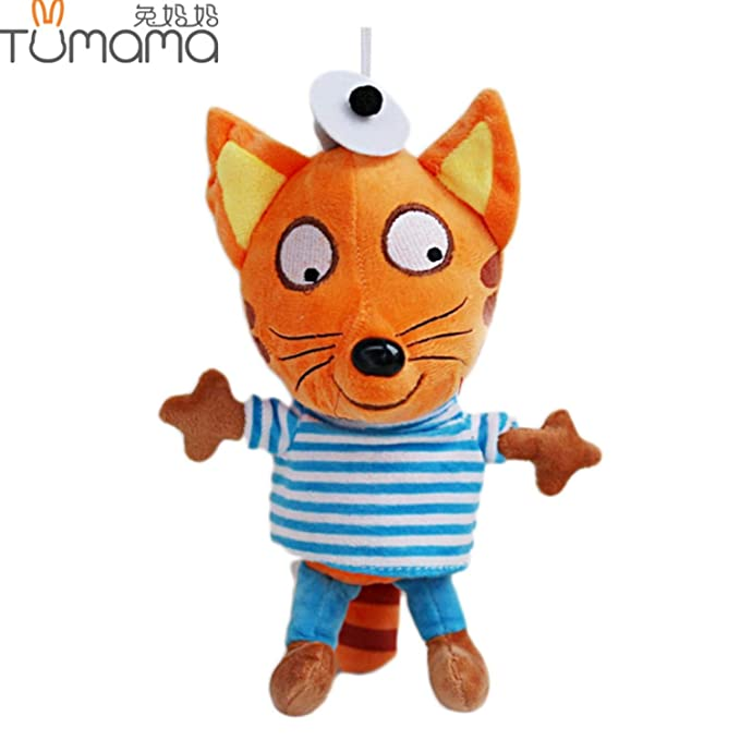 Amazon.com: JEWH Russia Happy Kitten Stuffed & Plush Cat Plush Toys Cartoon Stuffed Animals Soft Doll Toys Gifts for Kids Children Infants(Blue): Toys & ...