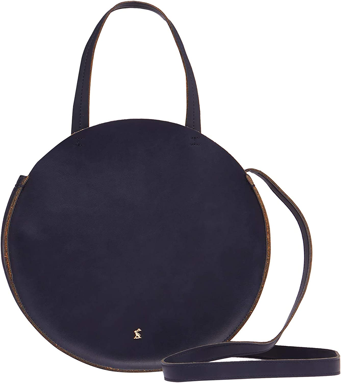 Joules Clara, Bolsa redonda para Mujer, M Azul Marino