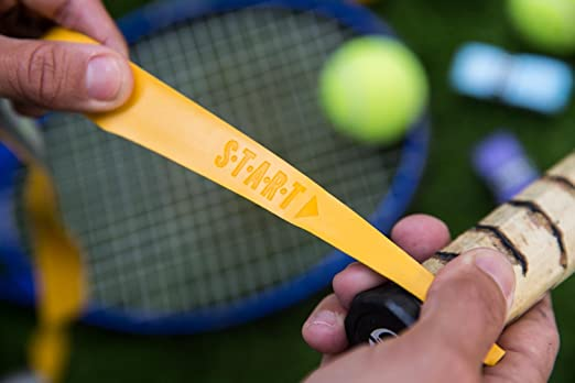 Raquex Reemplazo PU empuñadura de raqueta: Tenis, squash, bádminton: Amazon.es: Deportes y aire libre