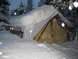 Amazon Com Trek Tents 245c Cavas Cabin 9 X 12 Heavy
