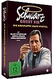 Schwarz greift ein - Die komplette erste Staffel (inkl. Pilotfilm) [4 DVDs]