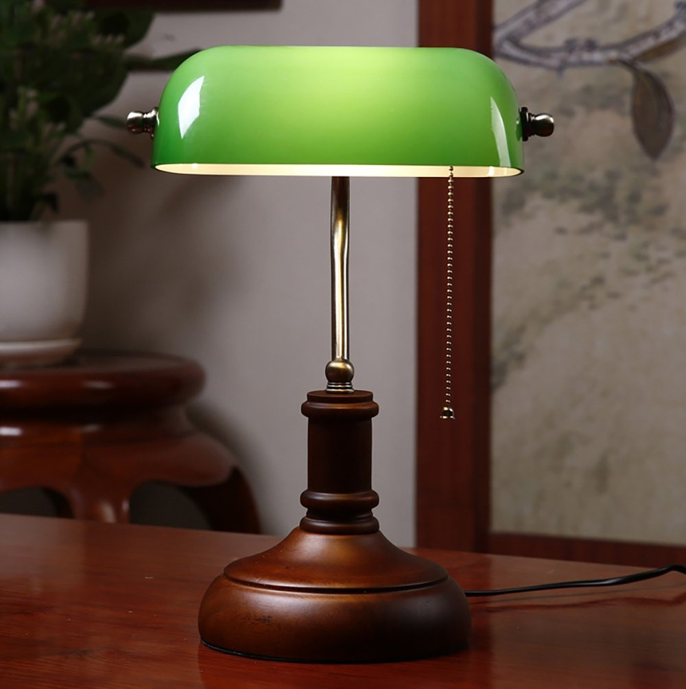 Cielo moderno lámpara de Clásica Mesa European Retro Nostalgia Clásica de Dormitorio Excelente Lámpara Decorativa Escritorio Estudio (Color : Style A) 923fbd