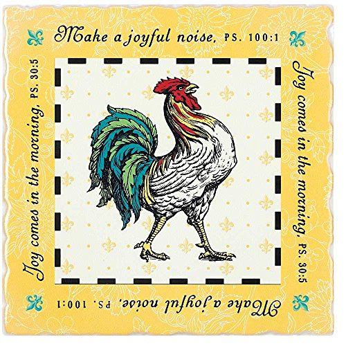 Rooster Bread Plate - 6