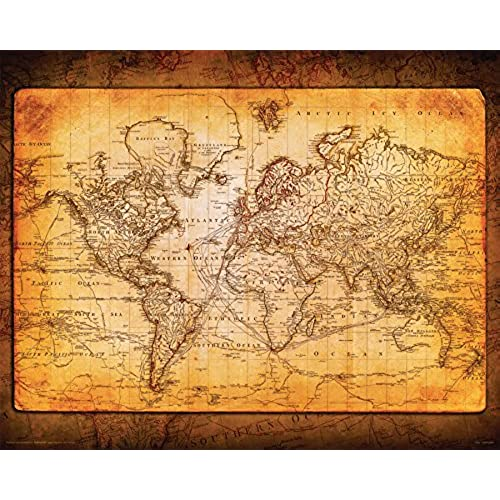 Vintage Maps Amazoncom - Vintage sf map