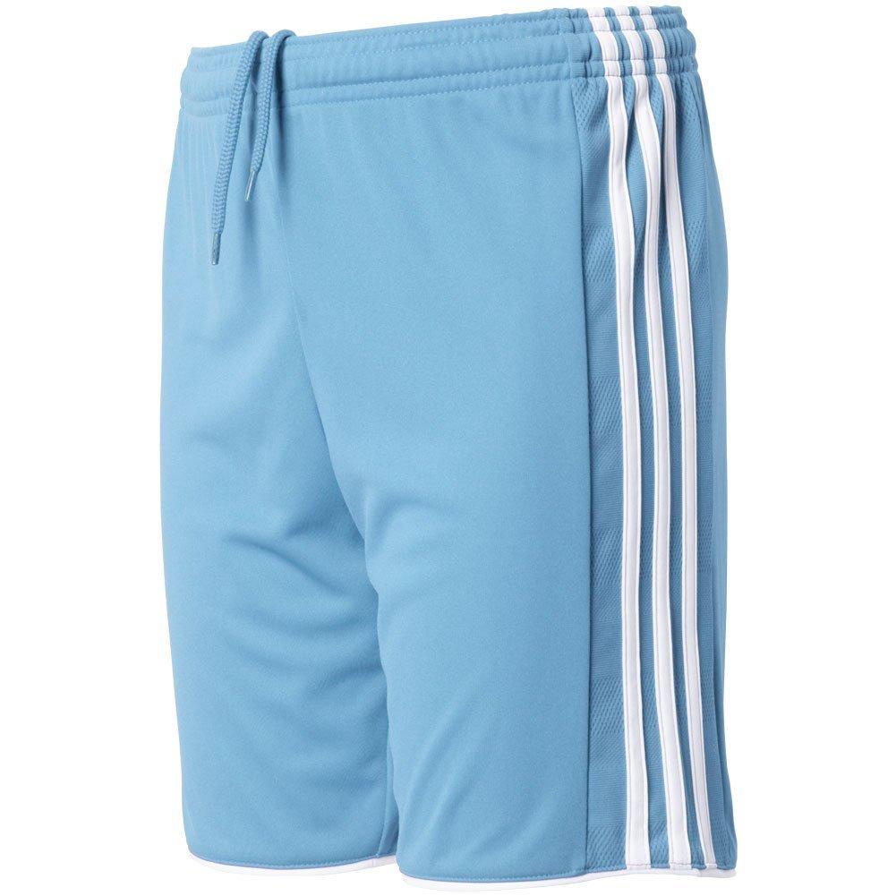 adidas Youth Tastigo 17 Short Light Blue/White M