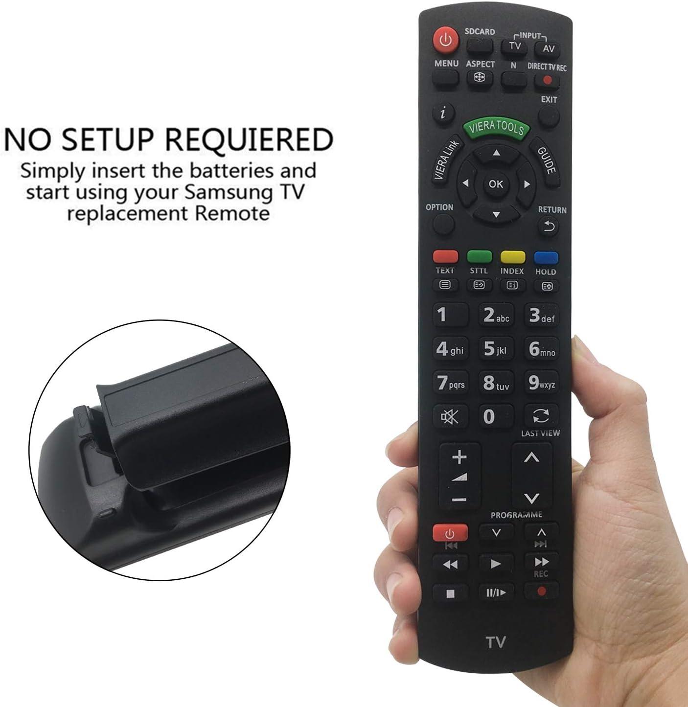 MYHGRC N2QAYB000487 - Mando a Distancia Compatible con televisor ...
