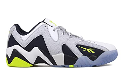 Reebok Kamikaze II Low (GS) Big Kids Fashion Sneaker M44910 e043f792c