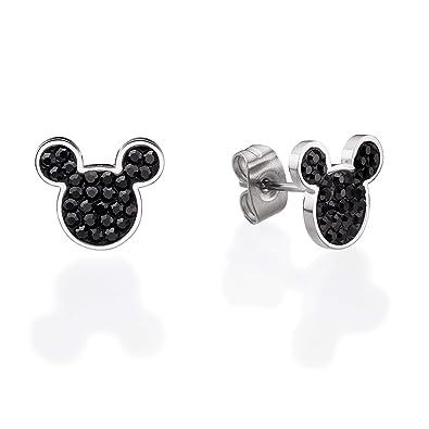 Amazon.com: FashionEx Disney - Pendientes de acero ...