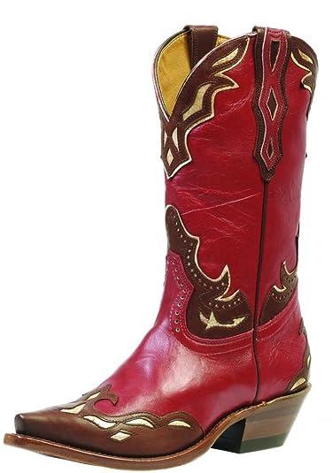 Bottes 51 C Bo De Américaines 2614 pied Cowboy Santiags 1xY1qpf