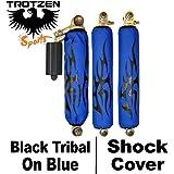 Trotzen Sports Shock Cover Compatible With Suzuki ltz 400 Spider Web Shock Cover #pht13327 TTS5337
