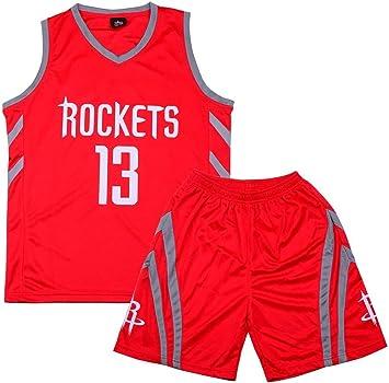 Formesy Camiseta Baloncesto niño/Basketball Jersey Set para Unisex ...