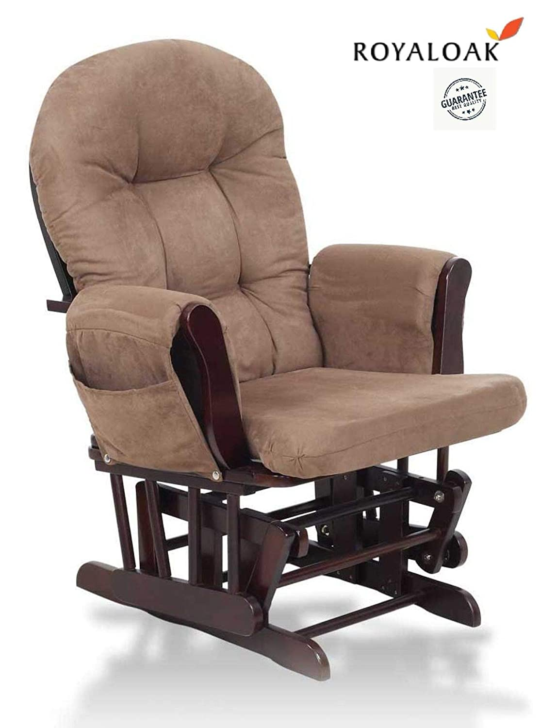Admirable Royal Oak Trinity Rocking Chair Brown Gamerscity Chair Design For Home Gamerscityorg