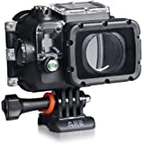 AEE Technology S71XL Professional Deep Diving Waterproof Housing for AEE S71 Action Camera (Black)