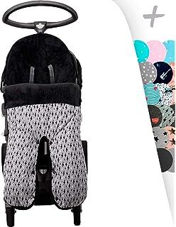 Forro polar saco compatible con Silla de paseo para cochecito de ...