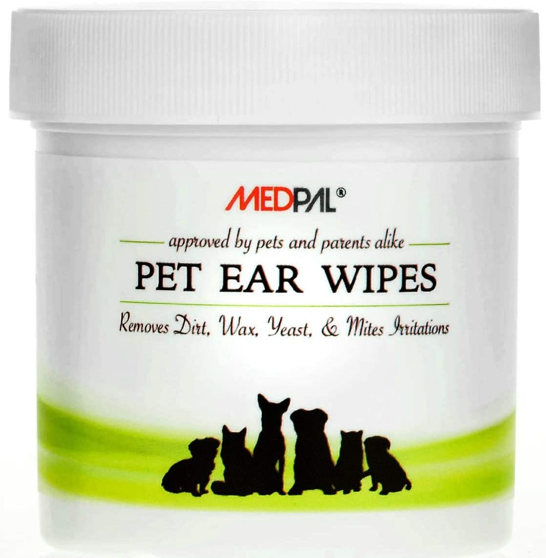 MedPal Pet Ear Wipes