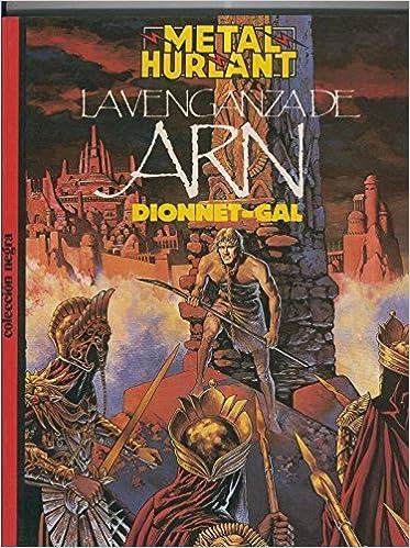 Negra numero 18: La venganza de Arn Comics – 1984