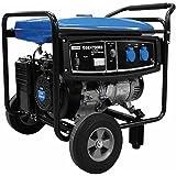 Güde 40631 Stromerzeuger GSE 4700, 3500/4000 Watt 1-Zylinder/4-Takt-Motor 5,9 kW/8 PS
