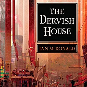 The Dervish House Audiobook