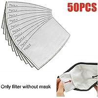 20/50 Unidades PM2.5 - Filtro de máscara Transpirable
