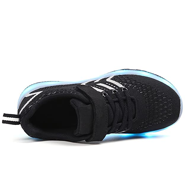 Amazon.com   LJ Sport LED Shoes Kids Luminous Shoes Light Up Trainers Sneakers Shoes USB Charging Shoes   Sneakers