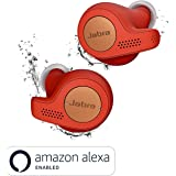 Jabra Elite Active 65t True Wireless Earbuds and Charging Case (Copper Red)