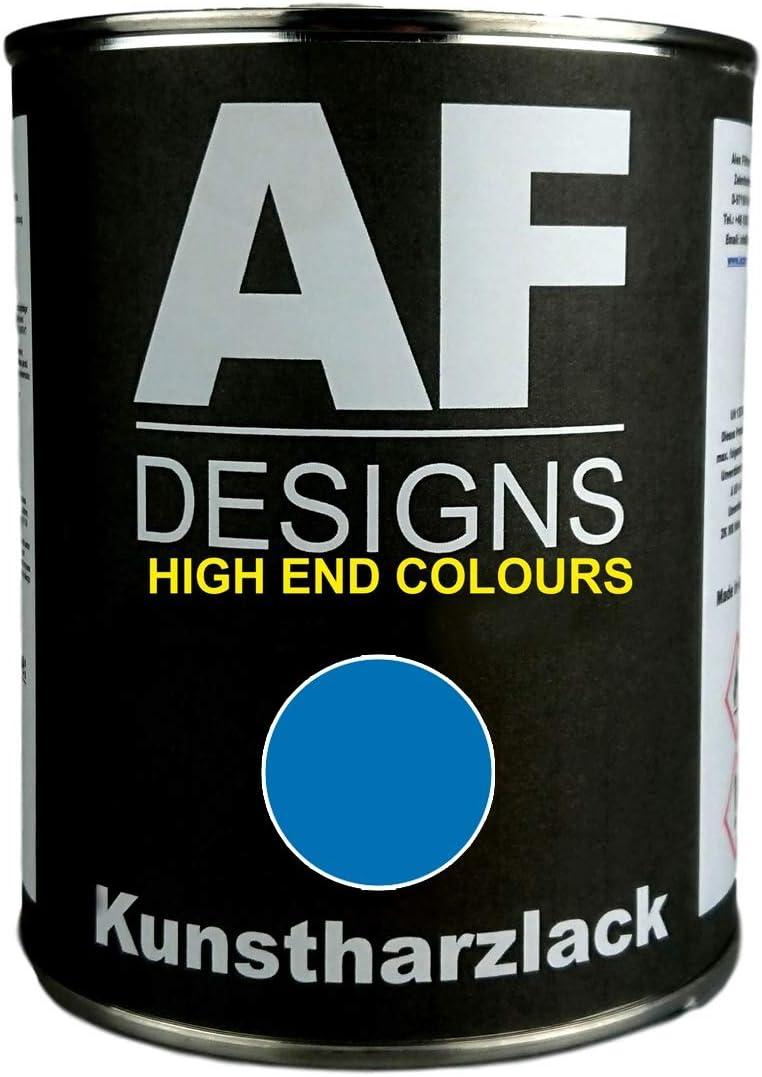 Alex Flittner Designs 1 Liter Kunstharzlack Für Lemken Blau Maschinen Lkw Nfz Lack Landmaschine Baumaschine Auto