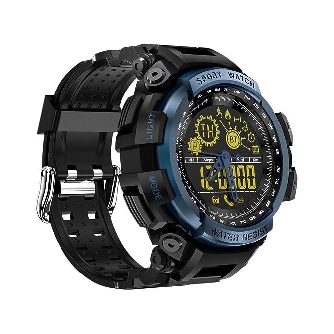Amazon.com: LEMFO LF21 Unisex Muti Function Sports Watch ...