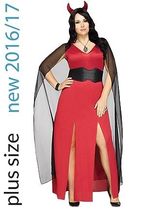 Amazon Fun World Devilicious Costume Womens Sexy Halloween Red