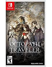 Nintendo HACPAGY7B Octopath Traveler, Switch