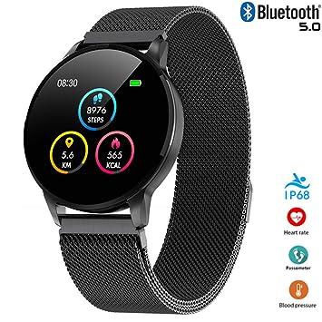 XTHAILIANG Reloj Inteligente, Smartwatch Impermeable IP67 Pulsera ...
