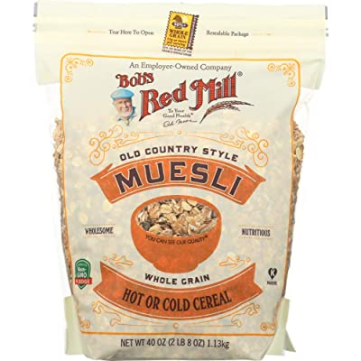 (NOT A CASE) Old Country Style Muesli: Home & Kitchen