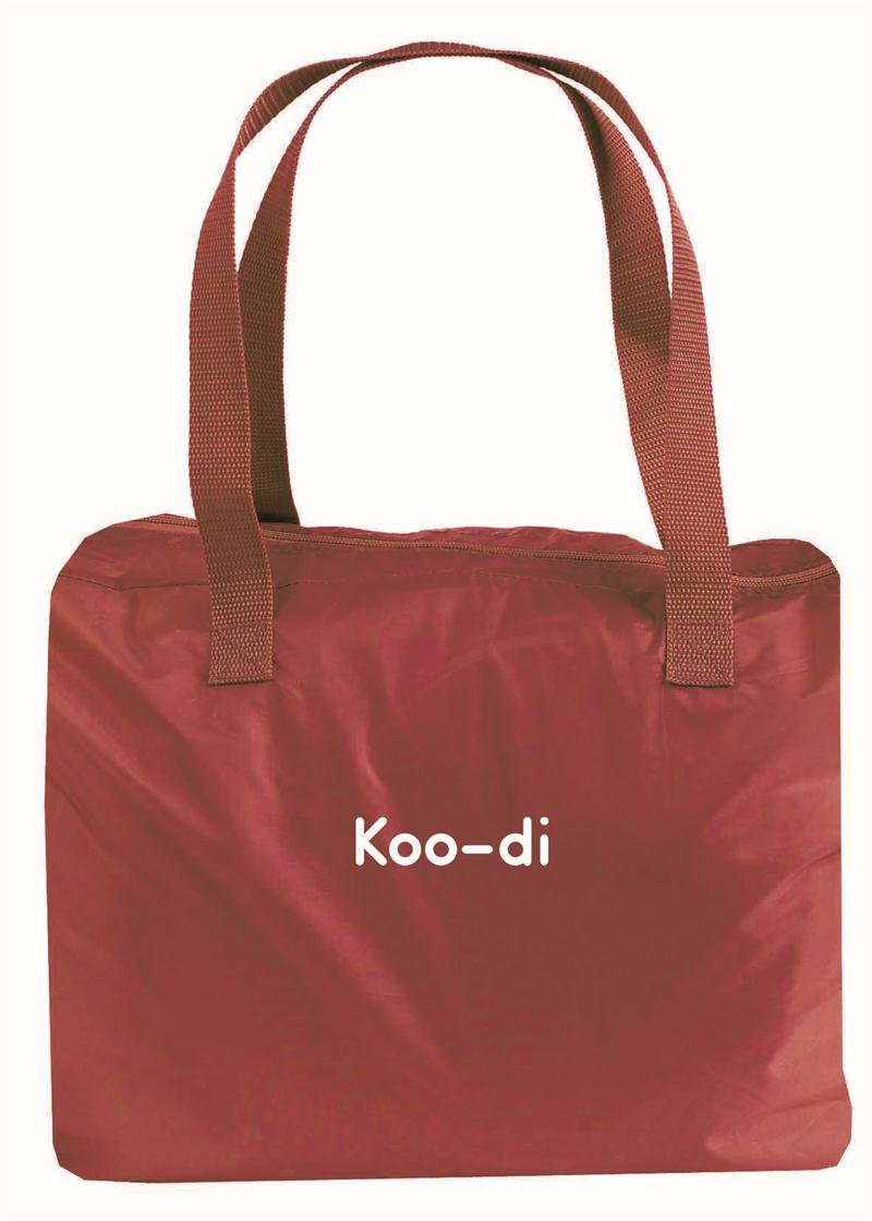 Koo-Di Pop Up Travel Cot Polka Samsonite KD008/11