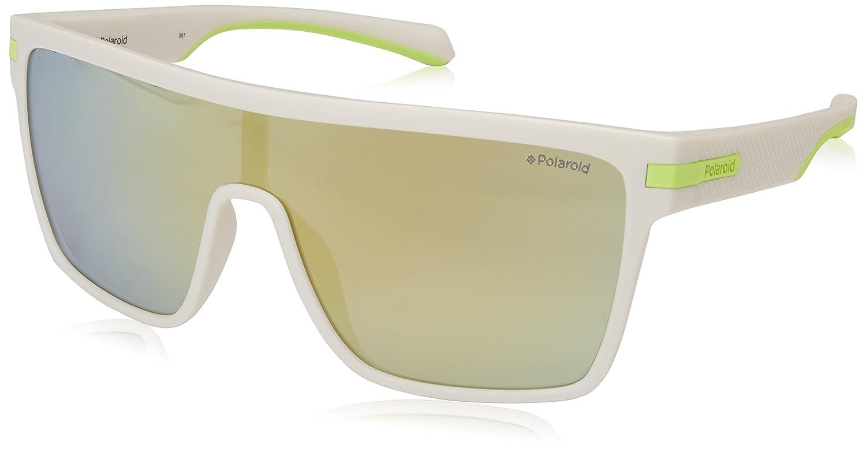 Gafas de Sol Polaroid PLD 2064/S MATTE WHITE/YELLOW hombre ...