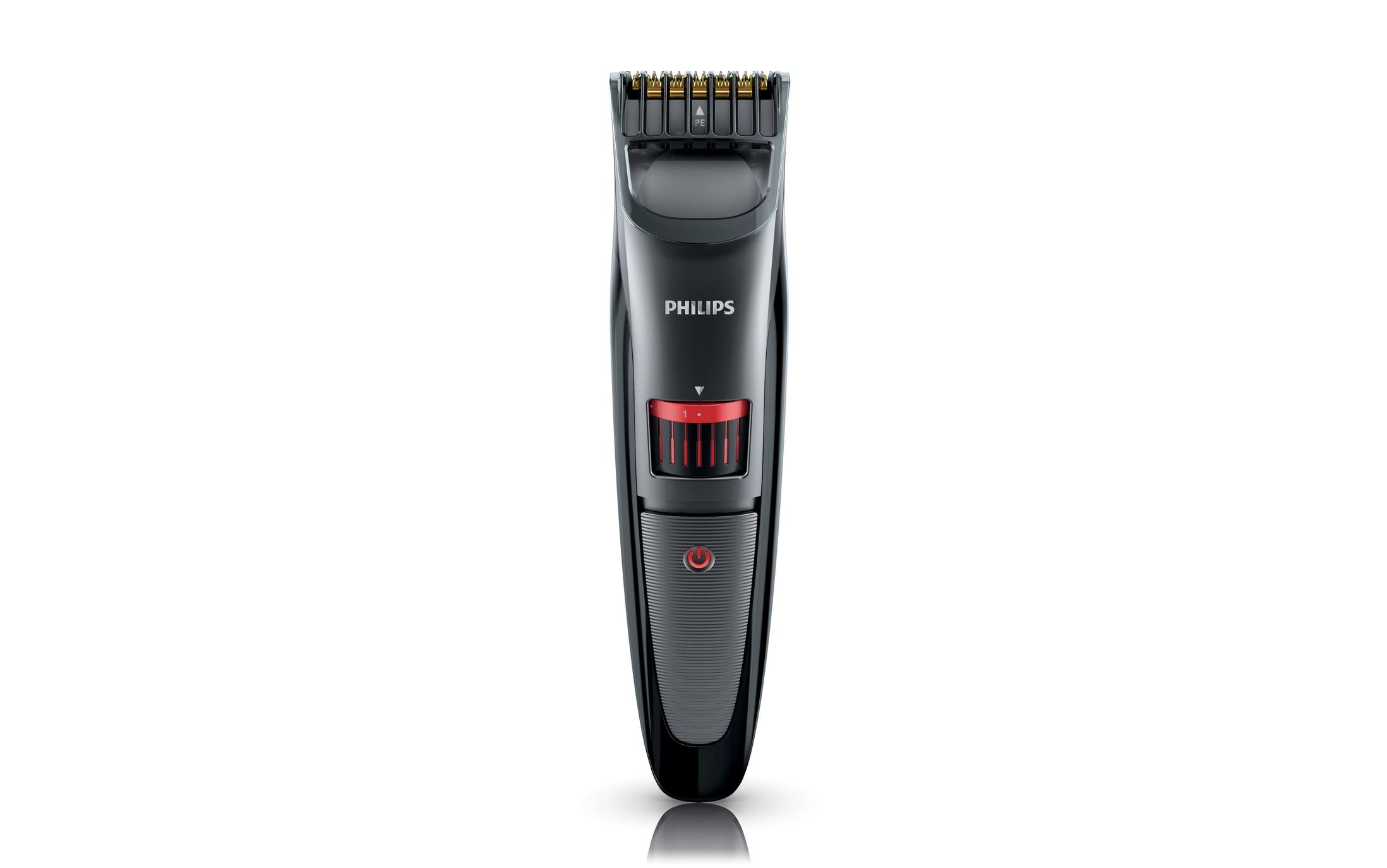 Philips Series 3000 Beard Trimmer QT4013/23 Cordless, with Self Sharpening Titanium Blades product image