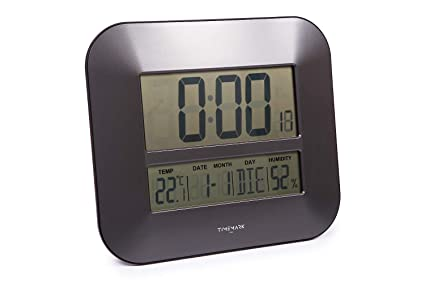 Kooltech - Timemark reloj pared digital m7