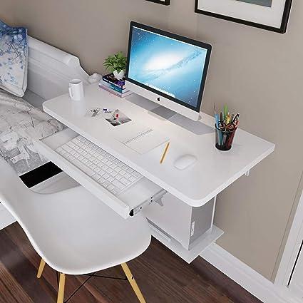 Mesa Plegable para Computadora Montada En La Pared ...