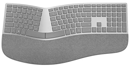 Microsoft Surface Ergonomic Keyboard (3RA-00022) Computer Accessories & Peripherals at amazon