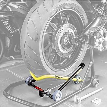 Motorrad Radwechsel-Hilfe Montageständer Radheber TireX
