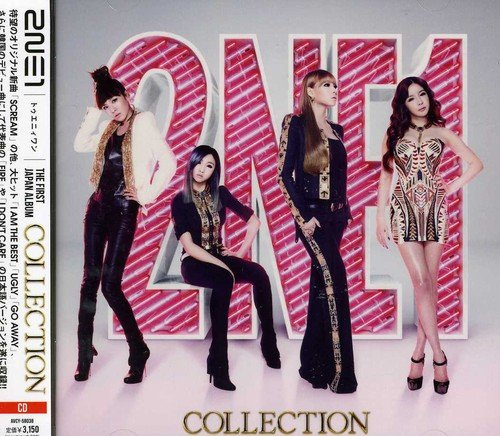 CD : 2NE1 - Collection (Japan - Import)