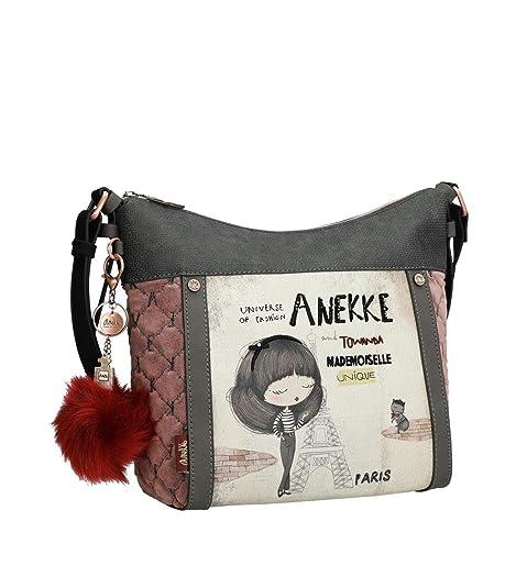 Anekke Bandolera Couture paris (33/24x12x26 cm)