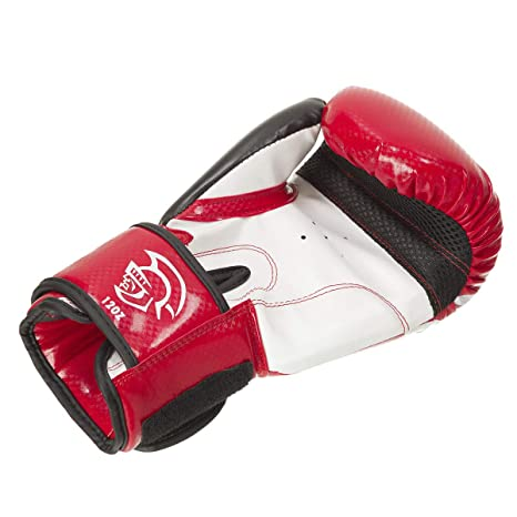 fe0764d11 LUVA DE BOXE MUAY THAI PRETORIAN ELITE TRAINING 16oz VERMELHA ...