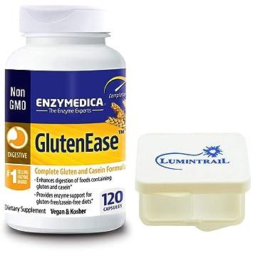 Amazon.com: Enzymedica – Juego completo de glutenease sin ...