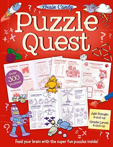 brain quest puzzle - 8