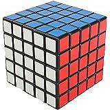 HAKATA スピードキューブ 競技用 5x5x5 立体パズルキューブ 子供マジック  (五階)
