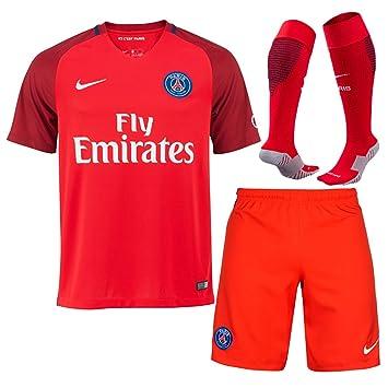 Paris Saint Germain Away Kit Shirt Shorts   Socks (MEDIUM BOYS 10-12 YEARS b41d22f90