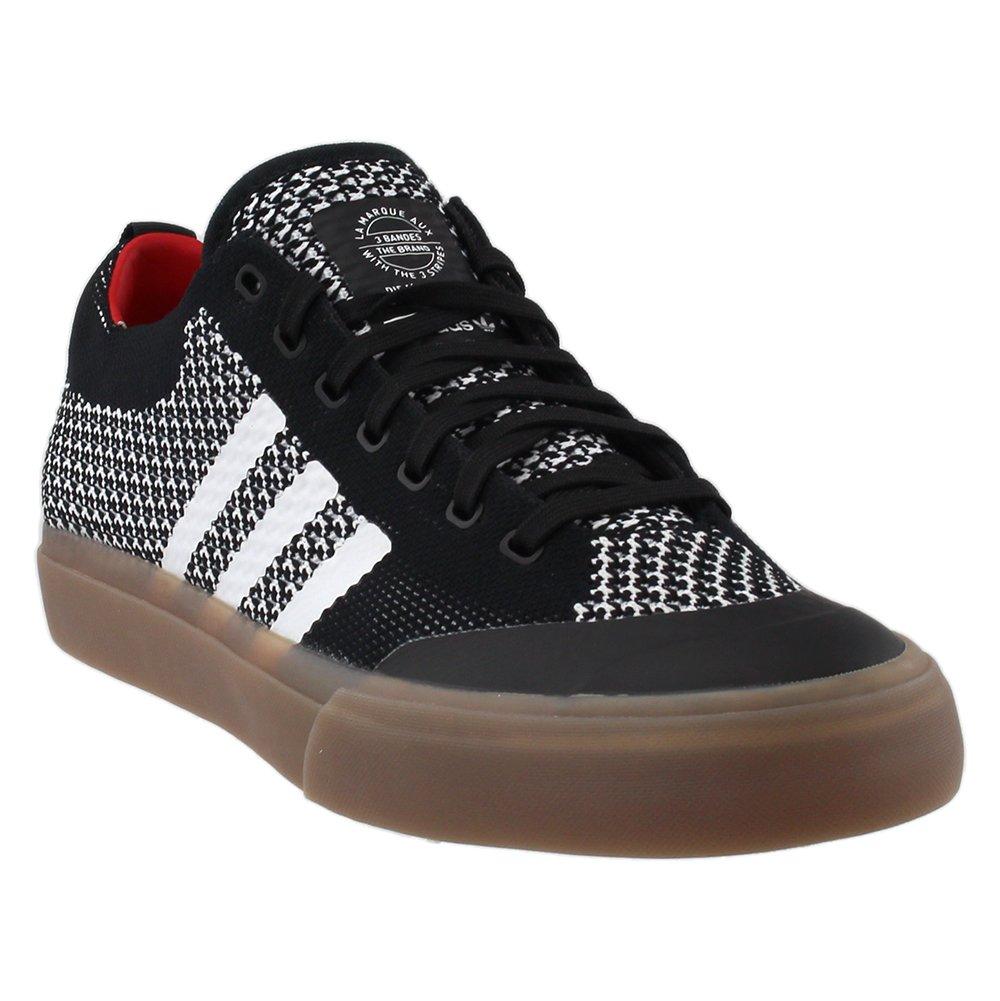 adidas Originals Men's Matchcourt Pk Skate Shoe 6.5 D(M) US|Black/White/Gum