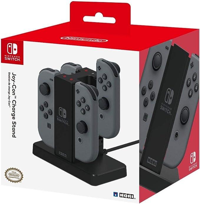 Hori - Multicargador Joy-Con (Nintendo Switch): Amazon.es: Videojuegos