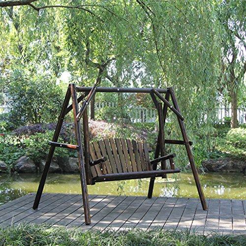 The 8 best garden swings wooden